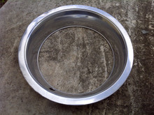 1968-1982; C3; Wheel Trim Ring; Original