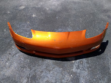 2005-2013; C6; Front Bumper Cover Fascia; ORANGE