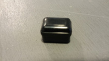 1984-1989; C4; Manual AC Heater Slide Knob