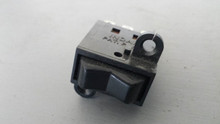 1984-1989; C4; Interior Side Door Mirror Control Switch Directional Selector