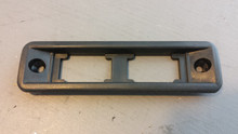 1984-1993; C4; Sport Seat Switch Bezel; Double Hole
