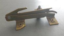 1984-1996; C4;  Door Glass Position Lock; LH Driver
