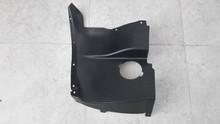 2005-2013; C6; Front Fender Inner Wheel Liner Skirt; LH Driver