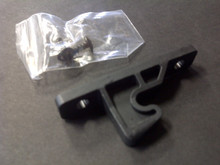 1997-2004; C5; Center Console Door Hook Latch
