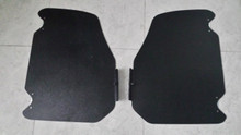 1968-1982; C3; Removable T Top Solar Glass Headliner; PAIR