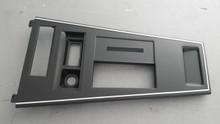 1977-1982; C3; Center Console Shift Trim Plate; Without Cutouts