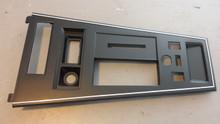 1981-1982; C3; Center Console Shift Trim Plate; PWR Windows, PWR Mirror
