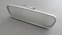 1967-1971; C3; Rear View Mirror; 8""
