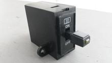 1980-1981; C3; Window Defog Defrost Switch
