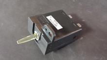 1984-1989; C4; Rear Window Defrost Switch Defog