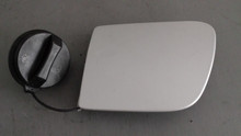 2005-2013; C6; Fuel Gas Door Cover and Cap; SILVER
