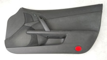 2005-2013; C6; Door Panel; Delphi; RH Passenger; Ebony