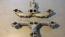 "1963-1980; C2; C3; Exhaust Manifold; 2""; PAIR"