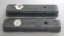 1978-1982; C3; Valve Covers; PAIR