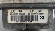 2005-2008; C6; ABS Pump; Electronic Brake Control Module; XL