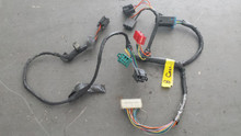 1997-2004; C5; Seat Track Wire Harness; LH Driver; 8 Connector