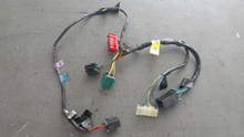 1997-2004; C5; Seat Track Wire Harness; RH Passenger; 6 Connector