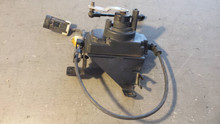 1997-2002; C5; Rear Ride Control Actuator RTD; LH Driver