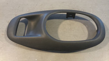 1997-2004; C5; Interior Door Handle Bezel Surround; LH Driver