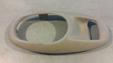 2003-2004; C5; Interior Door Handle Bezel Surround; RH Passenger; SHALE