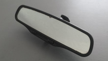 1997-2000; C5; Rear View Mirror; Map Light