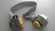 1997-2004; C5; Seat Belt; RH Passenger; GRAY