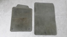 1997-2004; C5; Floor Mat Carpet; PAIR; GRAY