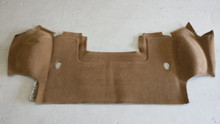 1997-2004; C5; Coupe; Rear Compartment Carpet; OAK