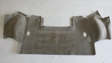 1997-2004; C5; Coupe; Rear Compartment Carpet; GRAY