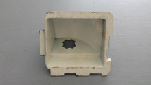 1984-1996; C4; Rear Compartment Courtesy Light Housing; RH Passenger