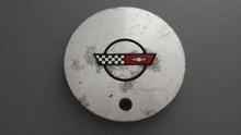 1988-1989; C4; Center Wheel Cap