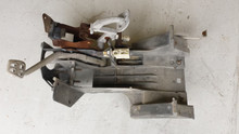 1997-2004; C5; Manual 6 Speed Clutch Brake Pedal Assembly; Steering Column Bracket