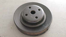 1984-1984; C4; Water Pump Pulley