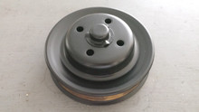 1985-1987; C4; Water Pump Pulley; L98