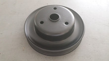 1984-1991; C4; Crank Shaft Pulley