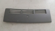 1990-1996; C4; Top Dash Defroster Vent Grille without Twilight Sensor