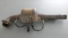 1995-1996; C4; LT1; Exhaust Pipe & O2 Sensor; RH Passenger