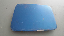 1984-1996; C4; Headlight Door Lid Cover; LH Driver; BLUE