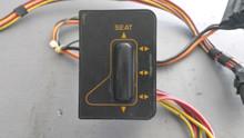 1992-1993; C4; Seat Control Lumbar Switch; RH Passenger