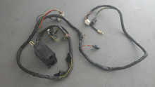 1994-1996; C4; Seat Control Switch Wire Harness; Dual Power Only