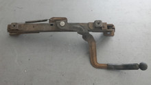 1984-1996; C4; Manual Seat Track with Lever