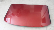 1997-2004; C5; SOLID Removable Top; Headliner Weatherstrip Latch; MAGNETIC RED