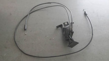 1984-1996; C4; Hood Release Cable and Handle