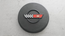 1984-1985; C4; Horn Button Cover and Emblem