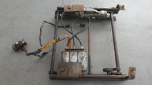 1981-1982; C3; Power Seat Track with Motors & Switch; LH Driver