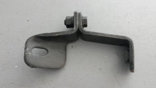 1968-1973; C3; Rear Bumper Inner Attachment Bracket; LH Driver