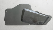 1968-1982; C3; Door Shell Window Motor Cover Plate; LH Driver