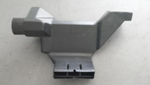 1978-1982; C3; A/C Air Vent Heater Duct; Center