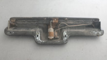 1973-1976; C3; Hood Cowl Air Induction Vent Door