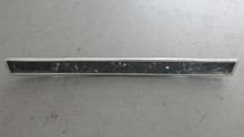 1970-1975; C3; Seat Back Upper Trim Molding Insert
